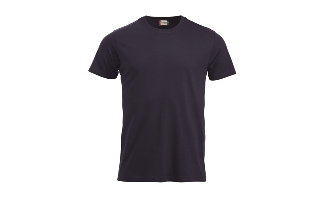 Classic heren t-shirt - dark navy