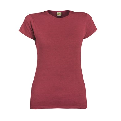 Softstyle dames t-shirt