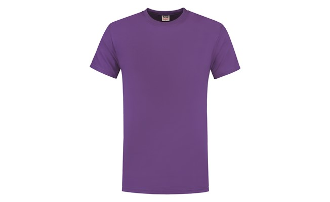 Tricorp Workwear uni t-shirt - paars