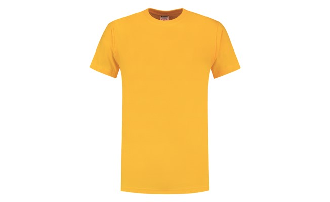 Tricorp Workwear uni t-shirt - geel