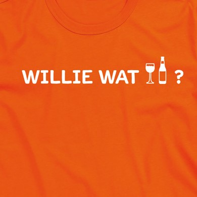 Willie nog wat