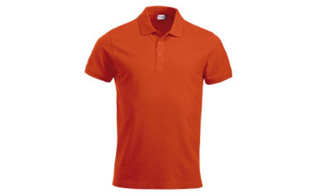Lincoln polo diep oranje