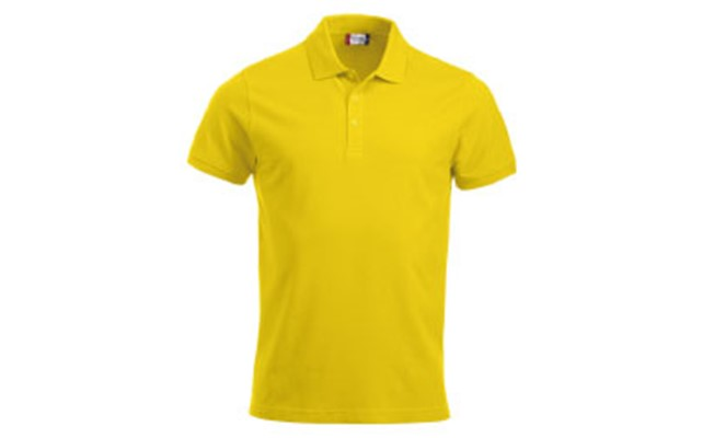 Lincoln polo geel